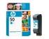 HP DESIGNJET 250C 650C INKJET CART CYAN (51650CA)