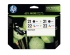 HP NO 21 22 INK CARTRIDGE BLACK AND TRI-COLOR QUAD-PACK (SD425AN)