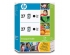 HP 27 INK CARTRIDGE TWIN PACK BLACK (Y2047AL)