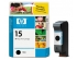 HP DESKJET 810C INKJET CART BLACK 25ML (C6615DE)