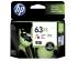 HP 63XL INK CARTRIDGE TRI-COLOR (F6U63AA)