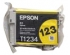 EPSON ME OFFICE 80W INK CARTRIDGE YELLOW HY (NO BOX) (T1234)