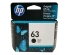 HP NO 63 INK CARTRIDGE BLACK (X4E31AN#140)