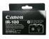 CANON IR-100 RIBBON BLACK THERMAL CASSETTE (N91-8260-710)