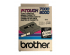 BROTHER P-TOUCH TAPE LETTERING BLACK 12 MM X 15 M (TX-031)