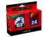 LEXMARK NO 23 24 PRINT CTG CMYK TWIN PACK RP (53A3806)