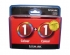 LEXMARK NO 1 INK COLOR TWIN PACK (80D2955BE)