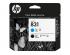 HP 831 LATEX PRINTHEAD CYAN/BLACK (CZ677A)