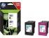HP 301 INK CTG BLACK/TRI-COLOR 2PACK (N9J72AE)