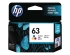 HP NO 63 INK CARTRIDGE TRI-COLOR (F6U61AA)