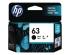HP NO 63 INK CARTRIDGE BLACK (F6U62AA)