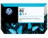 HP DESIGNJET 1050C NO 80 INK CYAN 350ML (C4846A)