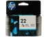 HP NO 22 INK CARTRIDGE TRI-COLOR (C9352AE#ABD)
