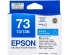 EPSON 73/73N INK CARTRIDGE CYAN (C13T105280)