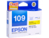 EPSON 109 INK CARTRIDGE YELLOW (C13T109483)