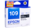 EPSON 109 INK CARTRIDGE BLACK (C13T109183)