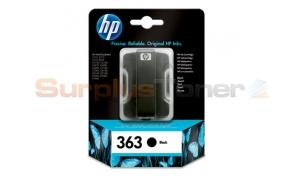 HP NO 363 INK CARTRIDGE BLACK (C8721EE#999)