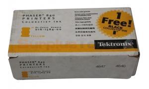 TEKTRONIX PHASER 840 INK YELLOW (2Y, 1B) (016-1584-00)