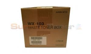KONICA MINOLTA BIZHUB C364 WASTE TONER BOX (A4NNWY3)
