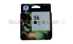 HP NO 56 INK CARTRIDGE BLACK (C6656AE#999)