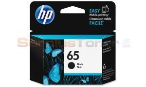 HP 65 INK CARTRIDGE BLACK (N9K02AA)