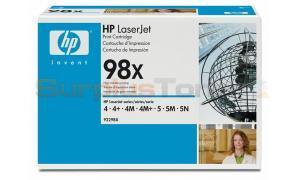 HP LASERJET 4 4M TONER BLACK 8.8K (92298X)