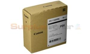 CANON PFI-1100PBK INK TANK PHOTO BLACK 160ML (0850C001[AA])