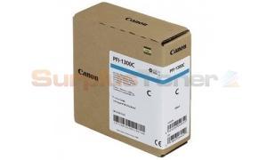 CANON PFI-1300C INK TANK CYAN 330ML (0812C001[AA])