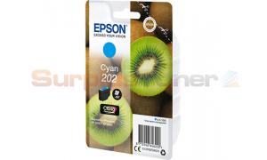 EPSON 202 INK CARTRIDGE CYAN (T02F24010)