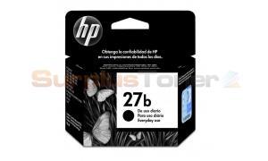 HP 27B INK CARTRIDGE SIMPLE BLACK (C8727BL)