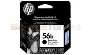 HP 56B INK CARTRIDGE SIMPLE BLACK (C6656BL)