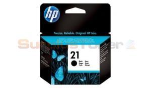 HP NO 21 INK CARTRIDGE BLACK (C9351A)