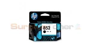 HP NO 852 INKJET PRINT CART BLACK (C8765ZZ)