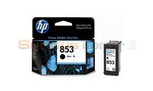 HP 853 OFFICEJET K7108 INKJET CARTRIDGE BLACK (C8767ZZ)