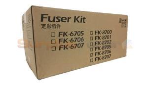 KYOCERA MITA TASKALFA 6550CI FUSER KIT 120V (FK-8706)