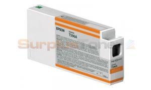 EPSON STYLUS PRO 7900 INK CART ORANGE 350ML (NO BOX) (T596A)