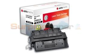 HP LASERJET 4100 TONER BLACK 10K AGFAPHOTO (APTHP61XE)