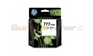 HP 777 INK CARTRIDGE YELLOW HY