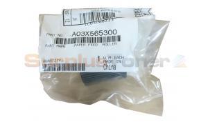 KONICA MINOLTA BIZHUB PRO 1050 FEED ROLLER (A03X565300)