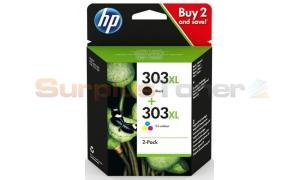 HP ENVY PHOTO 6220 INK CARTRIDGE BLACK/COLOR HY 2PK (3YN10AE#UUS)