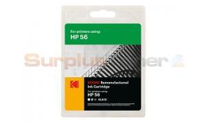 HP 56 SMALL INK CARTRIDGE BLACK KODAK (185H005601)