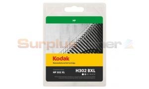 HP 302XL INK CARTRIDGE BLACK KODAK (185H030230)