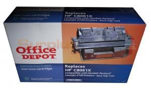 HP 61X TONER BLACK OFFICE DEPOT (OD61X)