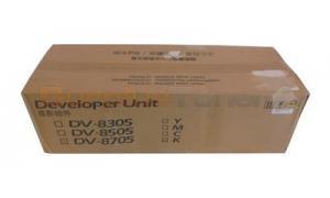 KYOCERA MITA TASKALFA 6550CI DEVELOPER UNIT BLACK (DV-8705K)