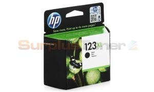 HP 123XL INK CARTRIDGE BLACK (F6V19AE#301)