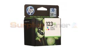 HP 123XL INK CARTRIDGE TRI-COLOR (F6V18AE#301)