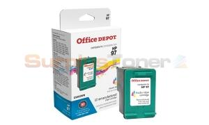 HP NO 97 INK TRI-COLOR OFFICE DEPOT (OD297A)