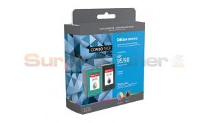 HP 95/98 INK BLACK/COLOR COMBO PACK OFFICE DEPOT (OD311710)