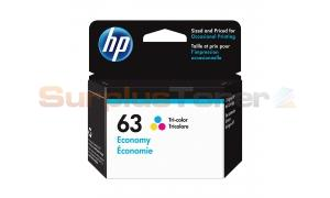 HP 63 ECONOMY INK TRI-COLOR (1VV44AN)