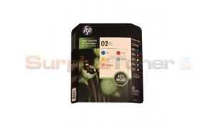 HP NO 02 XL INK FIVE COLOR PACK (CD978BC)
